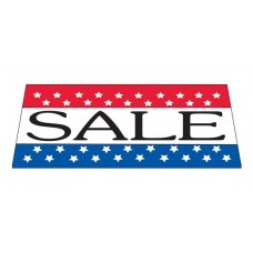 SALE Car Window Banner
