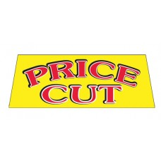 PRICE CUT Car Windshield Banner