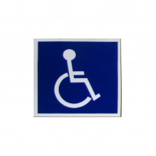 Handicap Symbol Policy Business Sign