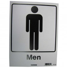 Men Policy Business Sign