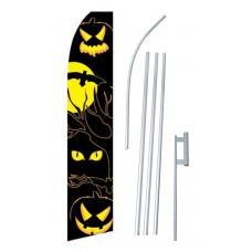 Halloween Eyes Swooper Flag Bundle