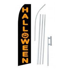 Halloween Pumpkin Swooper Flag Bundle