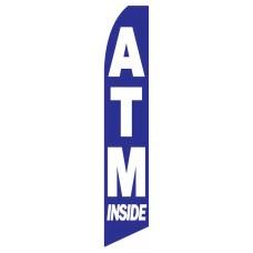 ATM Inside Swooper Flag