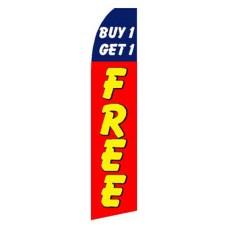 Buy 1 Get 1 Free Swooper Flag