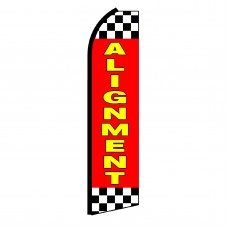 Alignment Swooper Flag