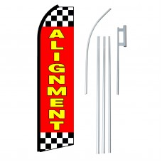 Alignment Swooper Flag Bundle