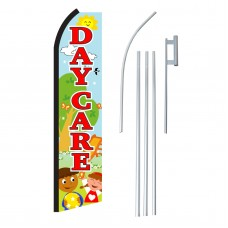 Daycare Playground Swooper Flag Bundle