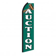 Auction Swooper Flag