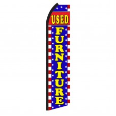 Used Furniture Swooper Flag