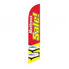 Mattress Sale R/Y Windless Swooper Flag