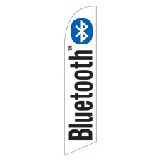 Bluetooth Windless Swooper Flag