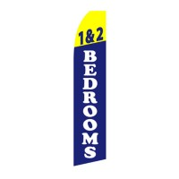 1 & 2 Bedrooms Swooper Flag