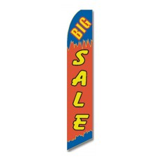 Big Sale Red Swooper Flag
