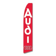 Audi Swooper Flag