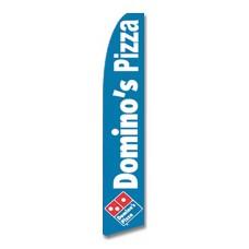 Domino's Pizza Swooper Flag