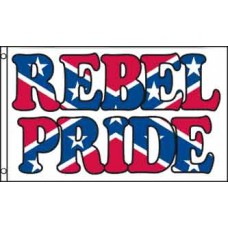 Rebel Pride 3' x 5' Flag