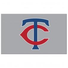 Minnesota Twins 3'x 5' Baseball Flag