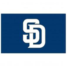 San Diego Padres 3'x 5' Baseball Flag