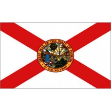 Florida 3'x 5' State Flag