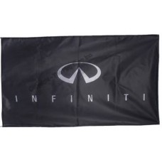 Infiniti Automotive Logo 3'x 5' Flag