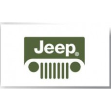 Jeep Grill Automotive Logo 3'x 5' Flag