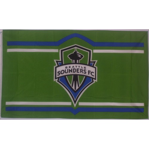 seattle sounders 3 x5 flag f 1241 by www