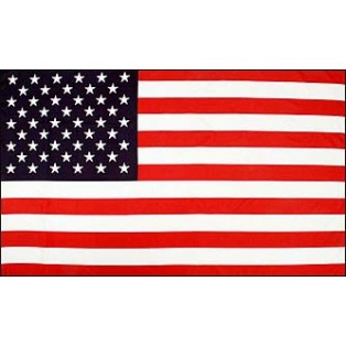 American 3'x 5' Nylon US Flag