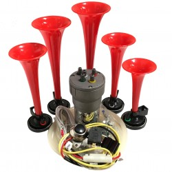 La Cucaracha Automotive Air Horn - Complete Kit