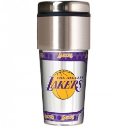 Los Angeles Lakers Stainless Steel Tumbler Mug
