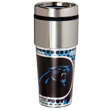 Carolina Panthers Stainless Steel Tumbler Mug