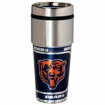Chicago Bears Stainless Steel Tumbler Mug