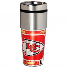 Kansas City Chiefs Stainless Steel Tumbler Mug