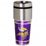 Minnesota Vikings Stainless Steel Tumbler Mug