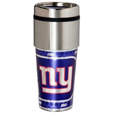 New York Giants Stainless Steel Tumbler Mug