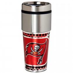 Tampa Bay Buccaneers Stainless Steel Tumbler Mug