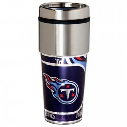 Tennessee Titans Stainless Steel Tumbler Mug