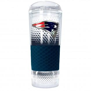 New England Patriots 24 oz Acrylic Tumbler