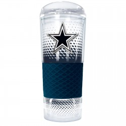 Dallas Cowboys 24 oz Acrylic Tumbler