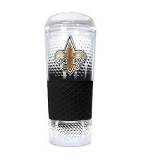 New Orleans Saints 24 oz Acrylic Tumbler
