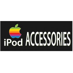 iPod Accessories 2.5' x 6' Vinyl Business Banner