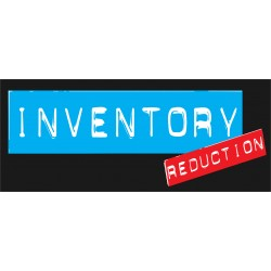 Inventory Reduction 2.5' x 6' Vinyl Business Banner