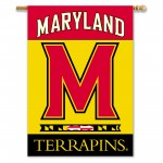 Maryland Terrapins NCAA Double Sided Banner