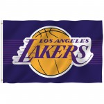 Los Angeles Lakers 3' x 5' Polyester Flag