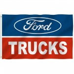 Ford Trucks 3' x 5' Polyester Flag