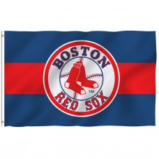 Boston Red Sox 3' x 5' Polyester Flag
