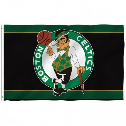 Boston Celtics 3' x 5' Polyester Flag
