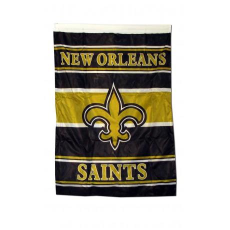"""New Orleans Saints 40"""" x 28"""" House Flag"""