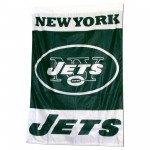 "New York Jets 40"" x 28"" House Flag"