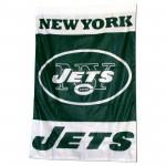 "New York Jets 40"" x 28"" House Flag"