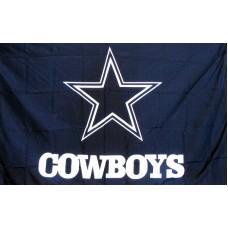 Dallas Cowboys 3' x 5' Polyester Flag